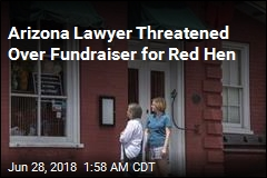 Fundraiser for Red Hen Started in Arizona