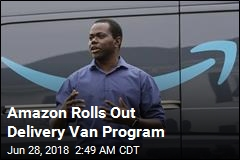 Amazon Rolls Out Delivery Van Program