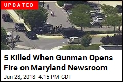 Multiple People Shot at Maryland Newspaper Office