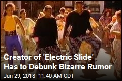 Creator of 'Electric Slide' Has to Debunk Bizarre Rumor