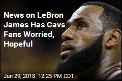 Sources: LeBron to Be a Free Agent