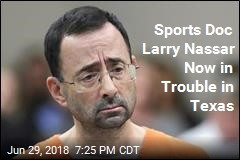 Sports Doc Larry Nassar Now in Trouble in Texas