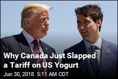 Now It's Canada's Turn to Retaliate