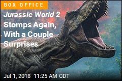 Jurassic Sequel Re-Stomps Incredibles Sequel