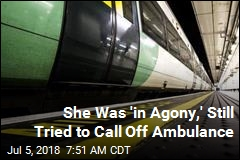 Subway Injury Platform Prompts Health Care Debate