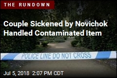 After 2nd Novichok Poisoning, a Biting Tweet From Russia