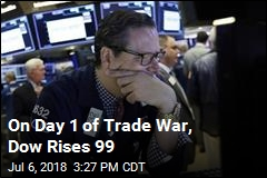 Markets Shrug Off Worries About US-China Fight