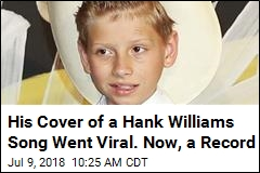Boy Who Yodeled in Walmart Is Putting Out an Album