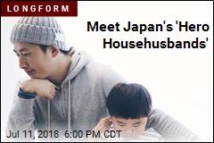 Meet Japan's 'Hero Househusbands'