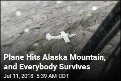 11 Survive After Plane Crashes Into Alaska Mountain