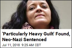 Neo-Nazi Gets Life in Prison for 10 Murders