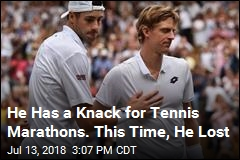 In Wimbledon's 2nd-Longest Match Ever, an American Loses