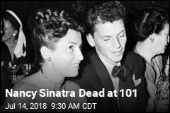 Sinatra's First Wife Dead at 101