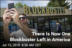 Last Blockbusters in Alaska Go Extinct
