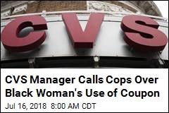 CVS Apologizes Over Black Customer's Treatment