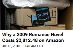 Among Amazon's Big Deals, a $2,812.48 Used Paperback
