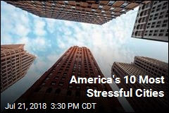 America's 10 Most Stressful Cities
