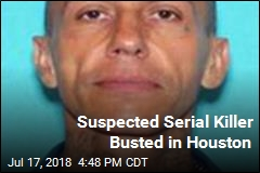 Suspected Serial Killer Busted in Houston