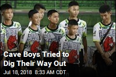 Out of Hospital, Thai Boys Have Big Plans