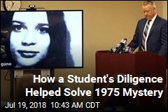 How a Student's Diligence Helped Solve 1975 Mystery