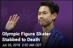 Olympic Figure Skater Killed by Thieves