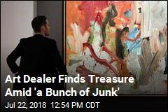 Art Dealer Finds Treasures in $15K Storage Locker