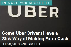 Make Sure Your Uber Bill Doesn't Have 'Vomit Fraud'