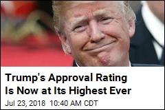 Trump's Approval Among Republicans Is Unusually High