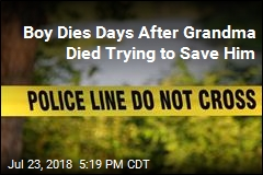 Boy, 5, Dies Days After Grandma Died Trying to Save Him