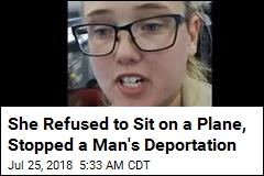 2M People Have Watched Her Stop a Man's Deportation