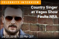 Country Singer at Vegas Show Faults NRA