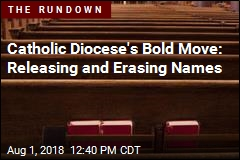 Catholic Diocese's Bold Move: Releasing and Erasing Names