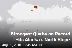 Alaska's North Slope Hit by 2 Strongest Quakes on Record