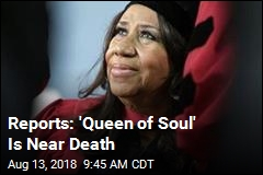 Aretha Franklin 'Gravely Ill': Reports