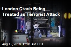 London Crash Being Treated as Terrorist Attack