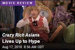 Forget Hype: Crazy Rich Asians Is Just Plain Good