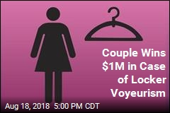 Couple Wins $1M in Case of Locker Voyeurism