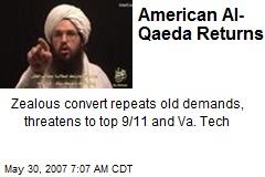 American Al-Qaeda Returns