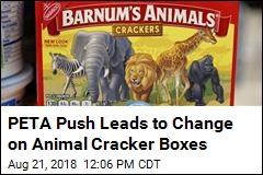 Now Roaming Free: Animals on Animal Cracker Boxes