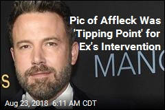 Ben Affleck Enters Rehab: Report