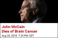 John McCain Dead at 81