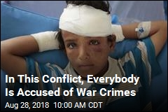 In This Conflict, Everybody Is Accused of War Crimes