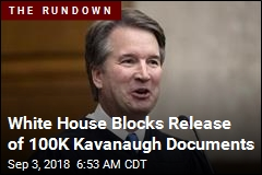 Dems Cry Cover-Up After Kavanaugh Docs Blocked