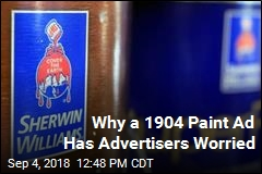 Century-Old Paint Ads at Play in Lead Case