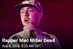 Acclaimed Rapper Mac Miller Dead at 26