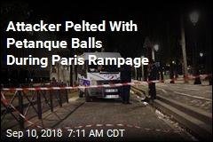 7 Hurt in Paris Stabbing Attack