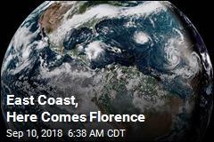East Coast, Here Comes Florence