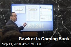 Gawker to Be Relaunched