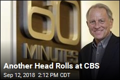 Another Head Rolls at CBS