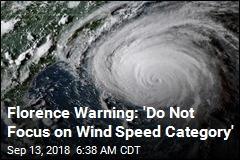 Weaker Florence Still a 'No-Kidding Nightmare'